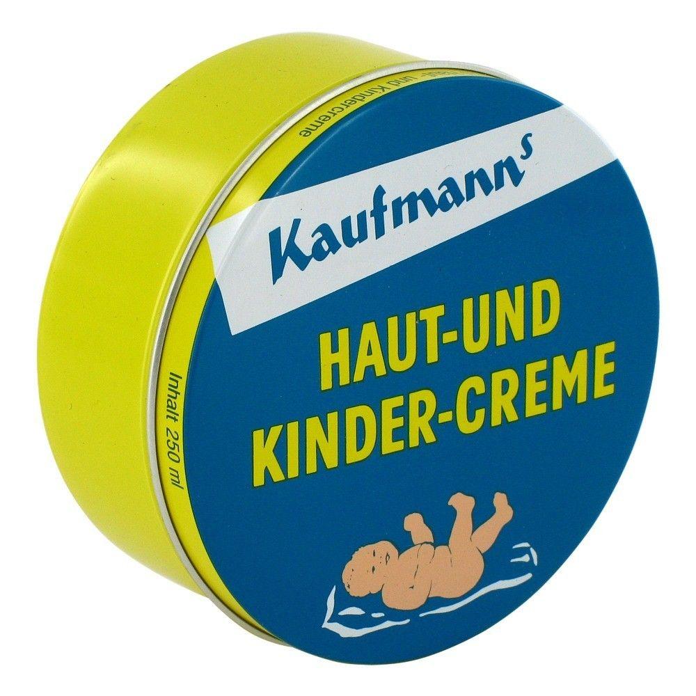 Kaufmann S Haut Und Kinder Creme Skin Cream Baby Skin Skin