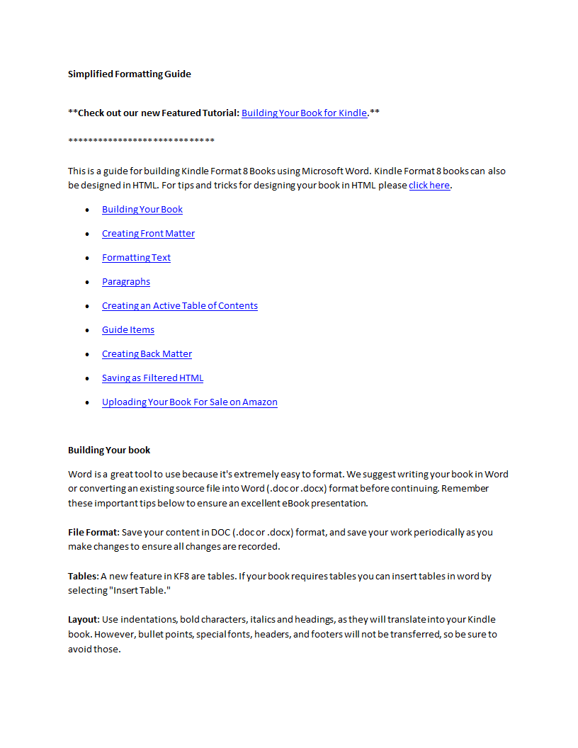 Simplified Formatting Guide For Kindle.docx