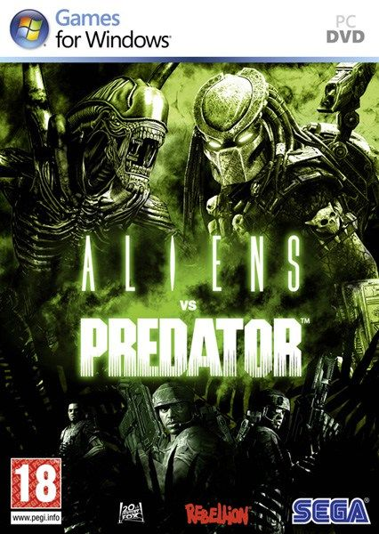 alien vs predator 1 pc game free download