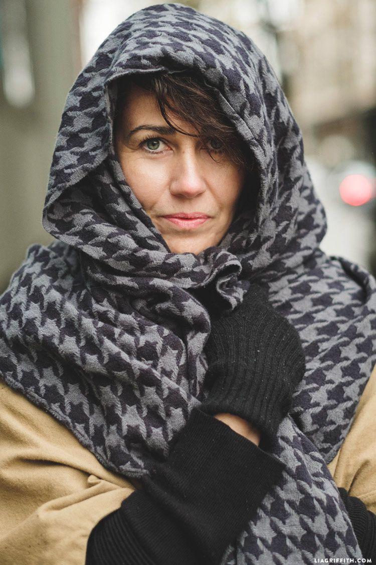 diy no sew fleece blanket tutorial