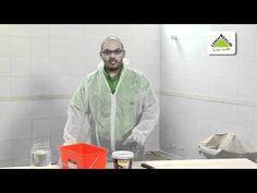 Renovar paredes, suelos, encimeras y muebles con resina de pintura (Leroy Merlin) - YouTube