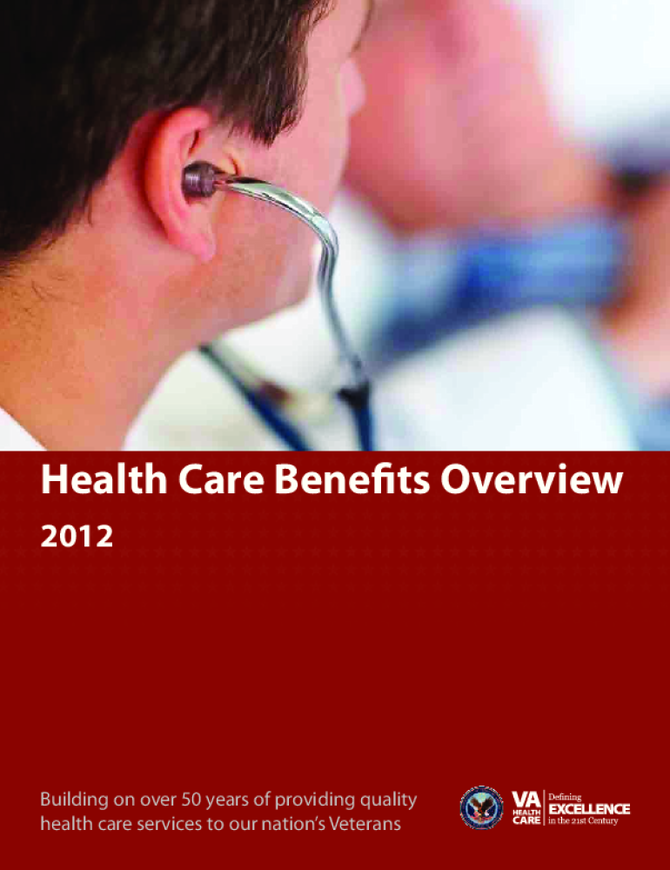 Health Care Benefits Overview 2012 This guide is