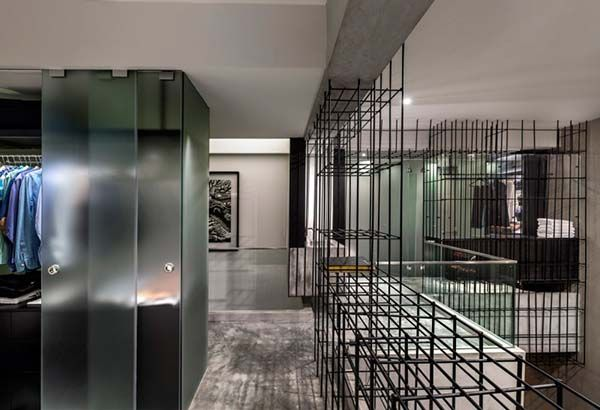 Loft Apartment In Singapore Displays As Living Art By Produce Loft Apartment Cool Apartments Apartment Style