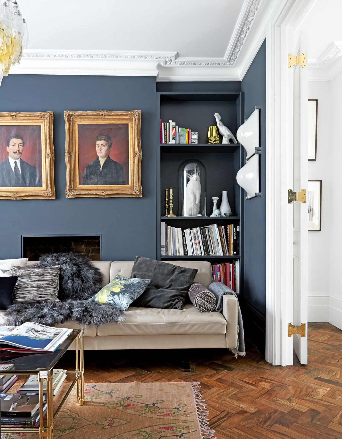 Livingetc house tours live step inside beautiful houses in hackney also living rh pinterest