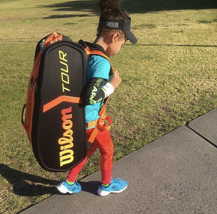 Life S Too Short To Think Small Tennis Racquet Bag Tennis Bags Racquet Bag