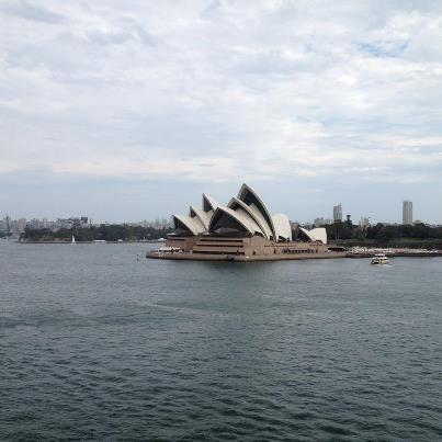 Sydney Opera House New South Wales Australia
