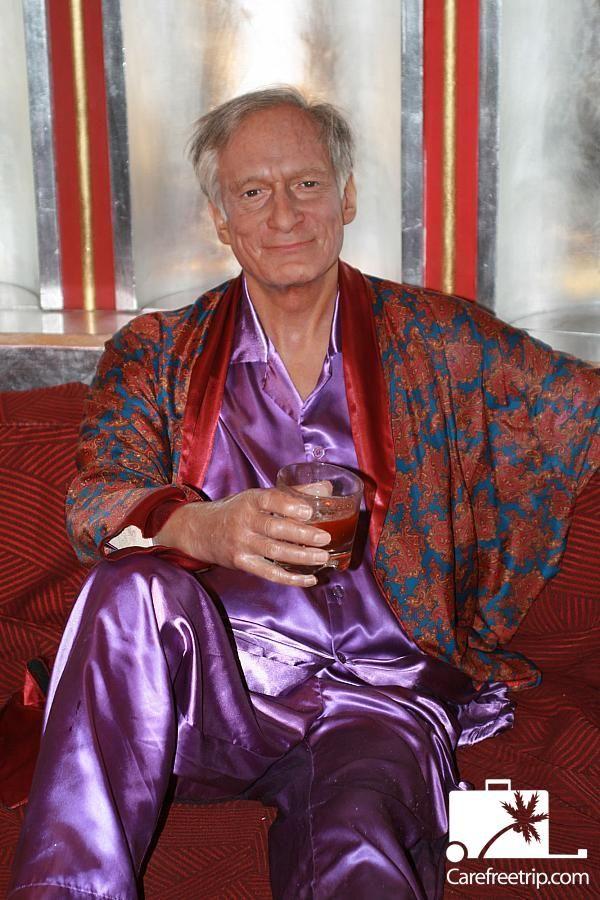 Hugh Hefner Smoking Jacket