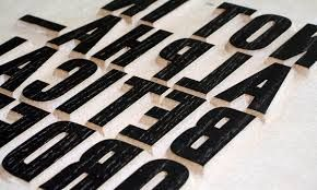 woodcut typography - Google Search