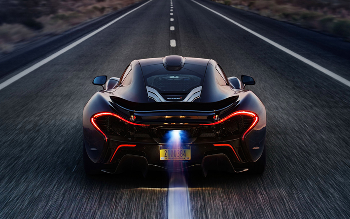 2016 Mclaren P14 Supercar 25 Cars Worth Waiting For: Download Wallpapers McLaren P1, Supercars, 2017 Cars