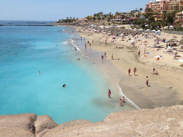 Playa del Duque - Costa Adeje - Tenerife  Tenerife  Pinterest  Tenerife an...