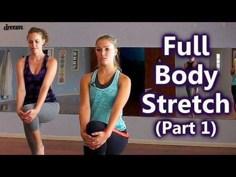 Full Body Stretches, How to Stretch for Beginners, Part 1: Upper Body, H...