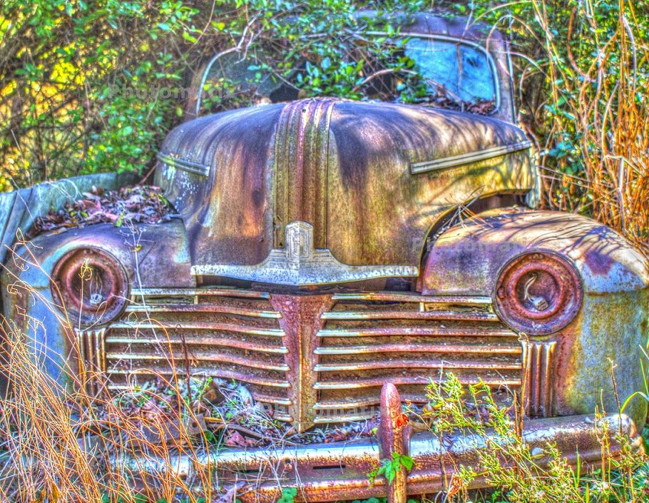 Ingram\'s Autos in Boaz Alabama | RUSTY VINTAGE CARS AND TRUCKS ...