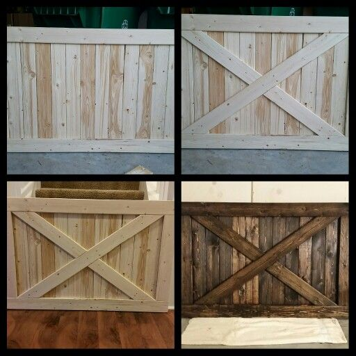 Barn Door Baby Gate Barn Door Baby Gate Diy Baby Gate