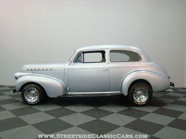 1940 Chevrolet 2 Door Sedan Chevrolet Sedan Classic Cars Sedan