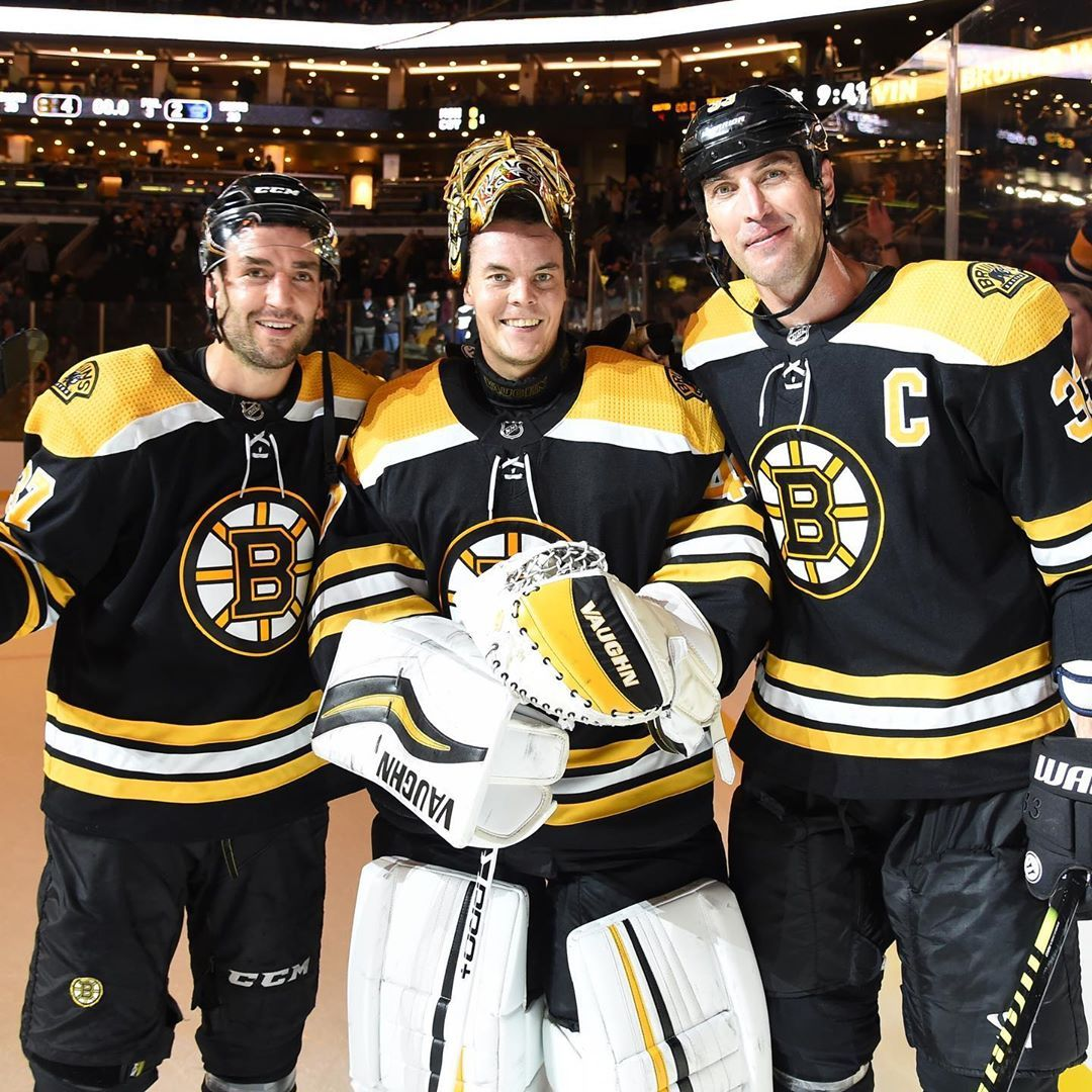 Boston Bruins On Instagram Win No 269 In Game No 500 Trask40 Tuukka500 Boston Bruins Boston Bruins Hockey Bruins Hockey