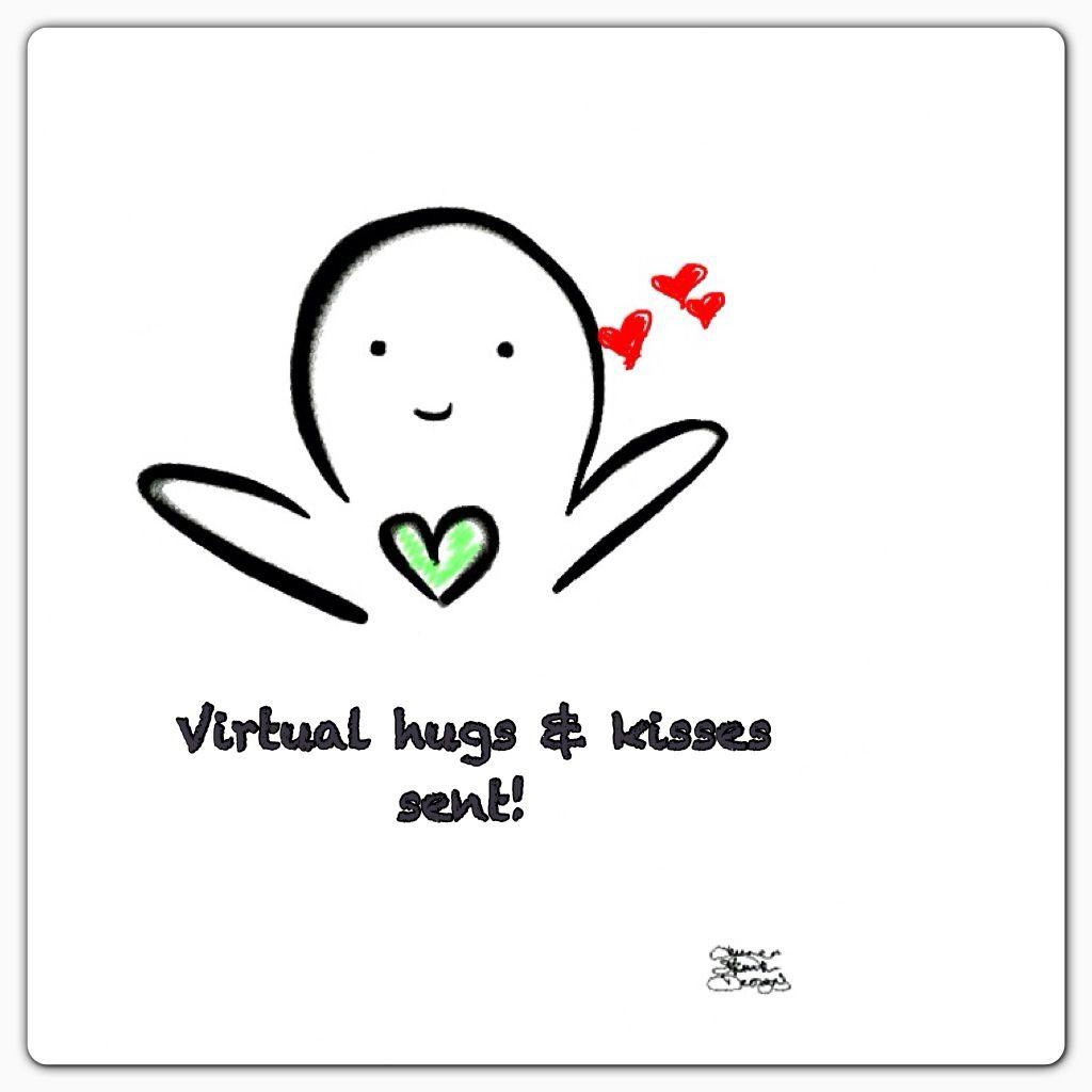 603ee71c56c8098c891ec48c6f15886d virtual hugs & kisses cakes pinterest virtual hug