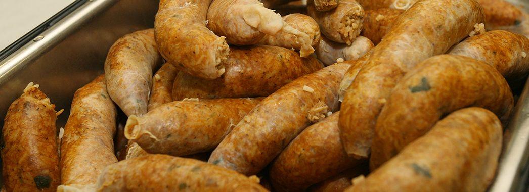 Lake Charles, Cajun, LeBleus Landing, homemade boudin, sausage, meat market