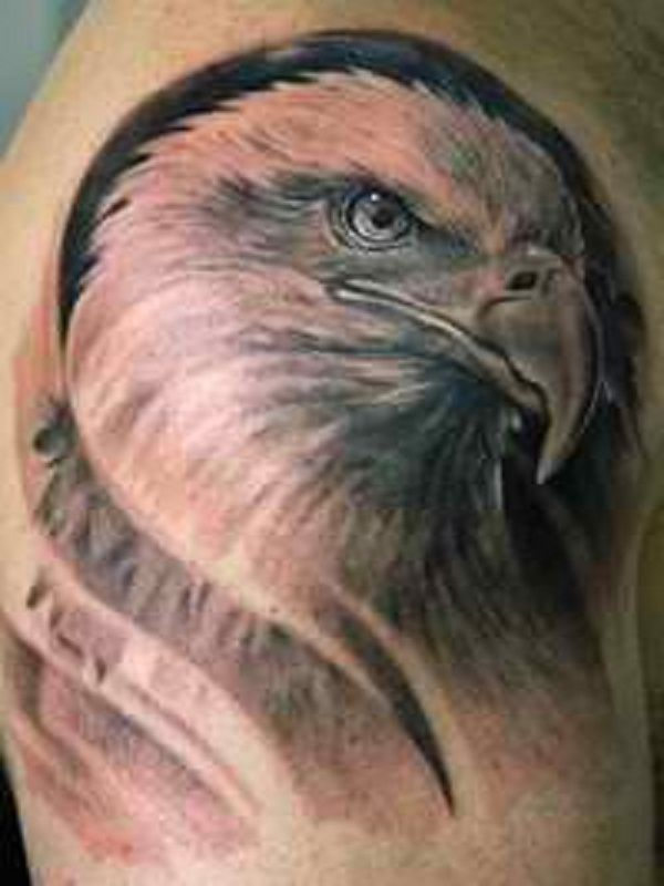 eagle tattoo on shoulder eagle tattoo design symbol for rigth arm cool men love tattoos. Black Bedroom Furniture Sets. Home Design Ideas