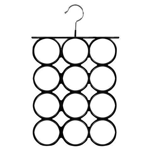 Threshold™ Scarf Hanger Target   Scarf Oranization