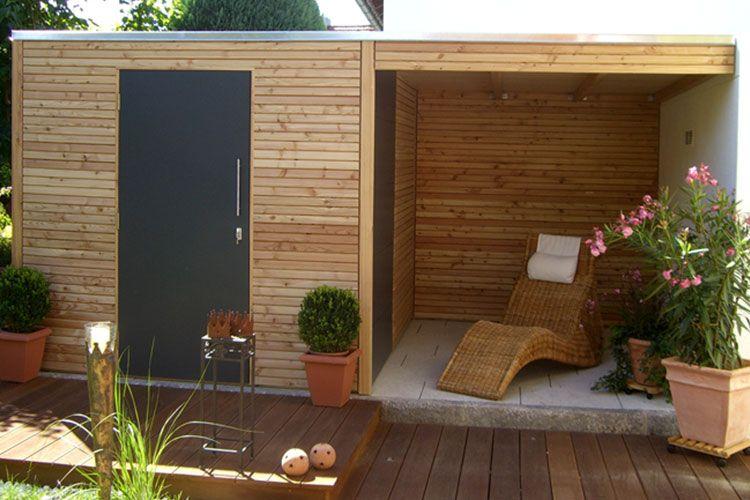 die besten 25 gartenhaus zum wohnen ideen auf pinterest florida h user veranda schaukeln und. Black Bedroom Furniture Sets. Home Design Ideas