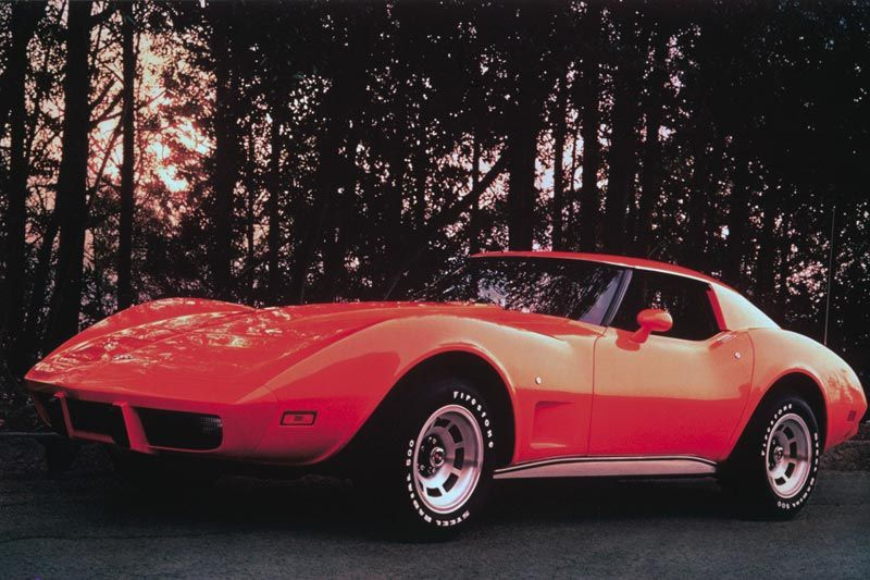 1977 Corvette 1977 Was Another Year Of Minimal Changes Below A New Luggage Rack Was An Available Option It Wa 1977 Corvette Chevrolet Corvette Corvette C3