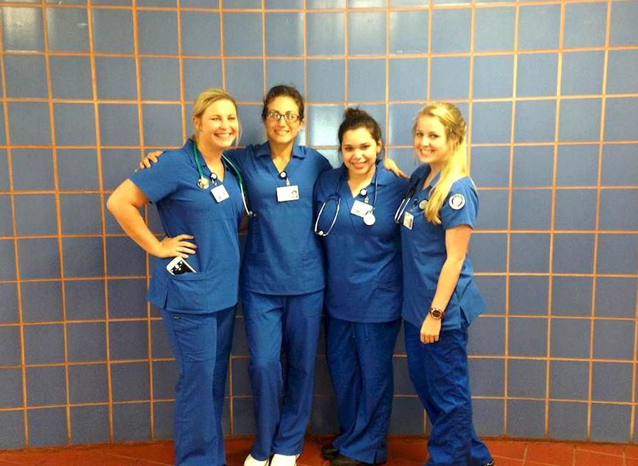 12 Things I Learned In My First Month Of Nursing School in