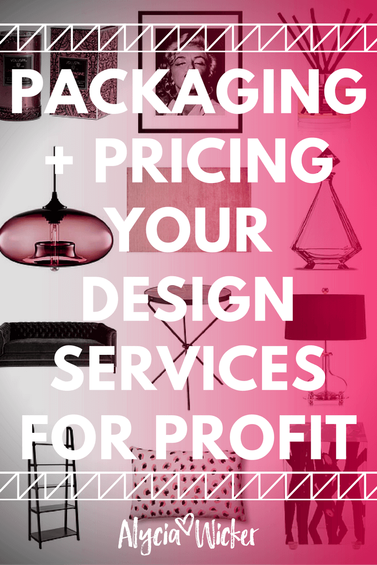 How To Price And Package Your Interior Design Services For Profit