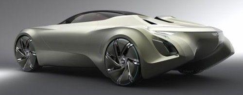 Bentley Jekyll, Luxury Car, Futuristic Vehicle, Bora Kim, Bentley Hyde