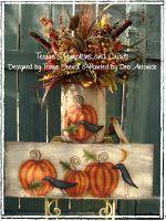 Pumpkins & Crows