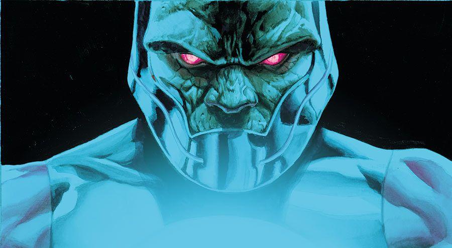 Rumor Darkseid Will Menace Dc S Heroes In Justice League Spinoff Online Tv Film News Daily Comic Book Villains Darkseid Comics