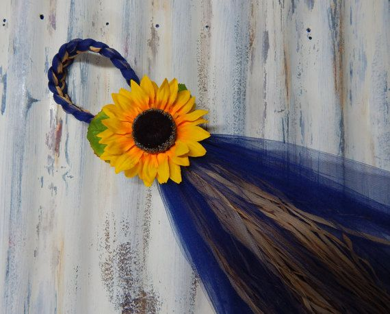 Sunflower Chair sunflower chair hangers, sunflower wedding, over 20 colors