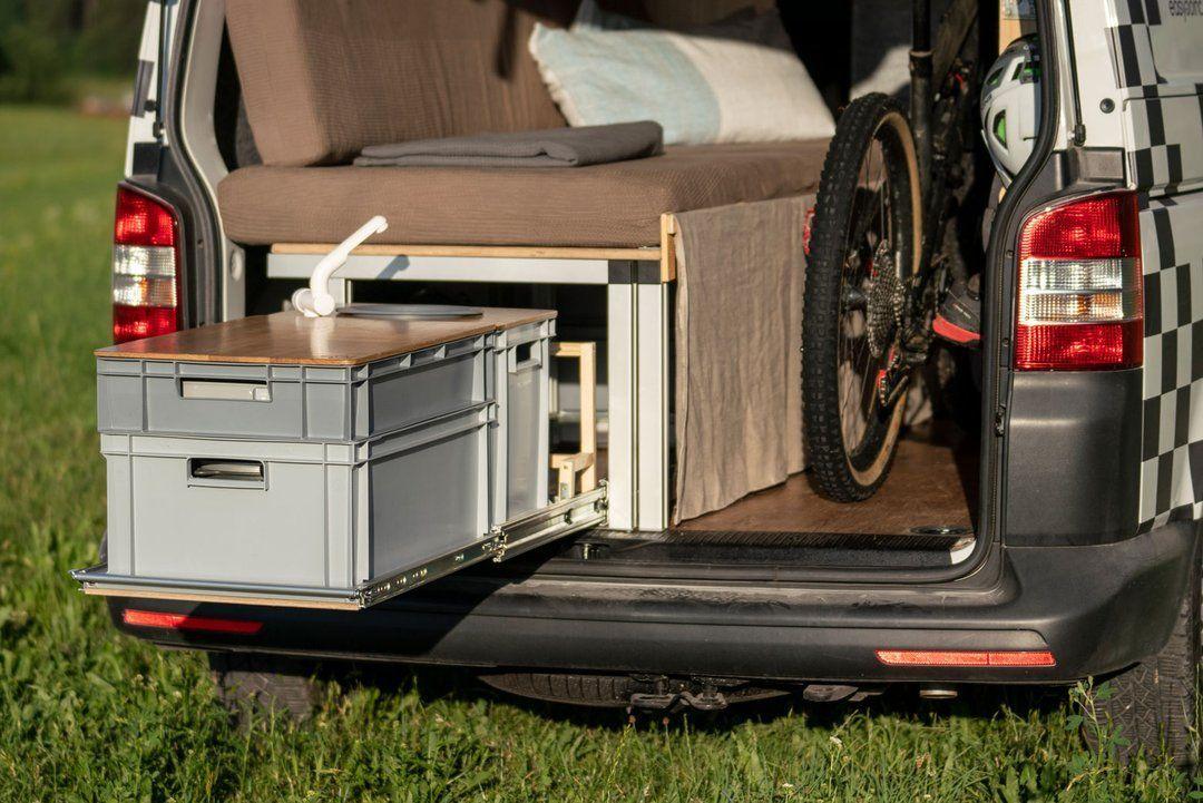 Photo of Wir verwandeln deinen Van in einflexibles zu Hause für unterwegs. Als offizie…