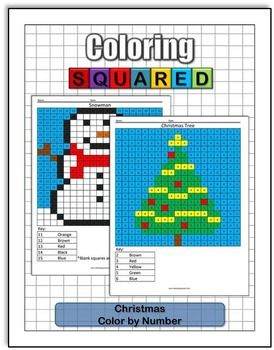 christmas color by number 200 pixel art and math coloring puzzles