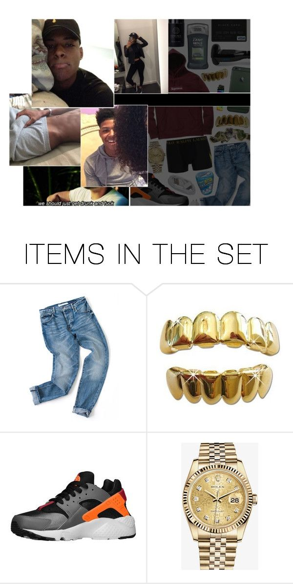 """""""i'm just tryna get you home and make that ass bounce."""" by virginiamxde ❤ liked on Polyvore featuring art"""