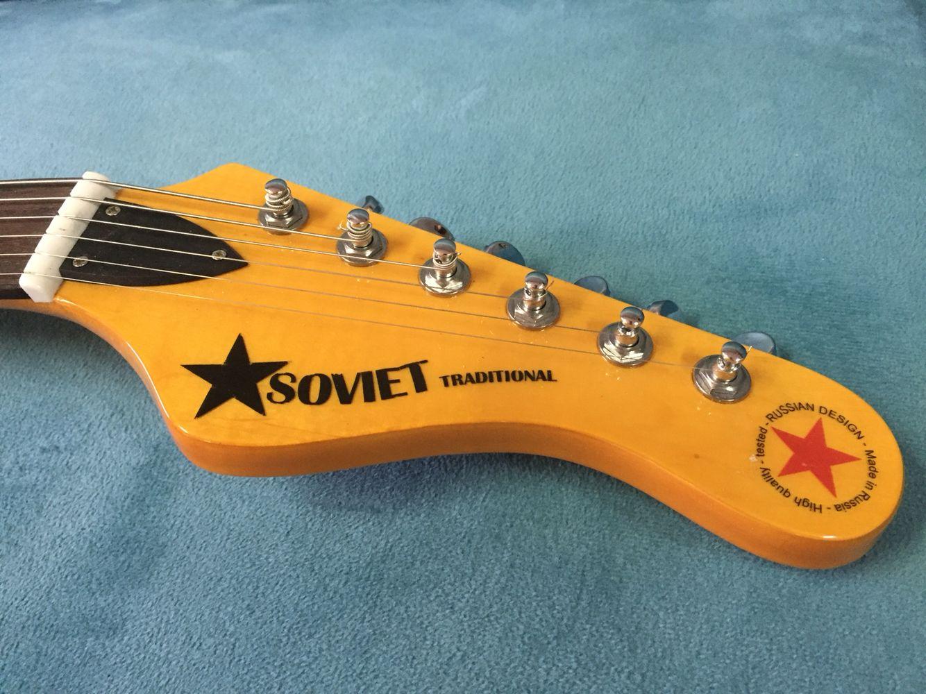 #SovietCustomShop #MelinaCardenes #GuitarrasSoviet