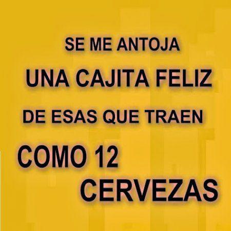 Frases De Felicidad Chistosas Cajita Feliz Frases De