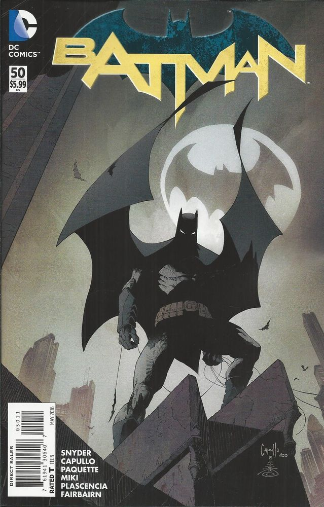 Dc Batman Comic Issue 50 Batman Art Batman Artwork Batman Comics