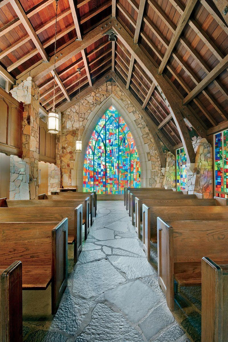 The South\'s Most Beautiful Chapels   Georgia, Resorts and Southern
