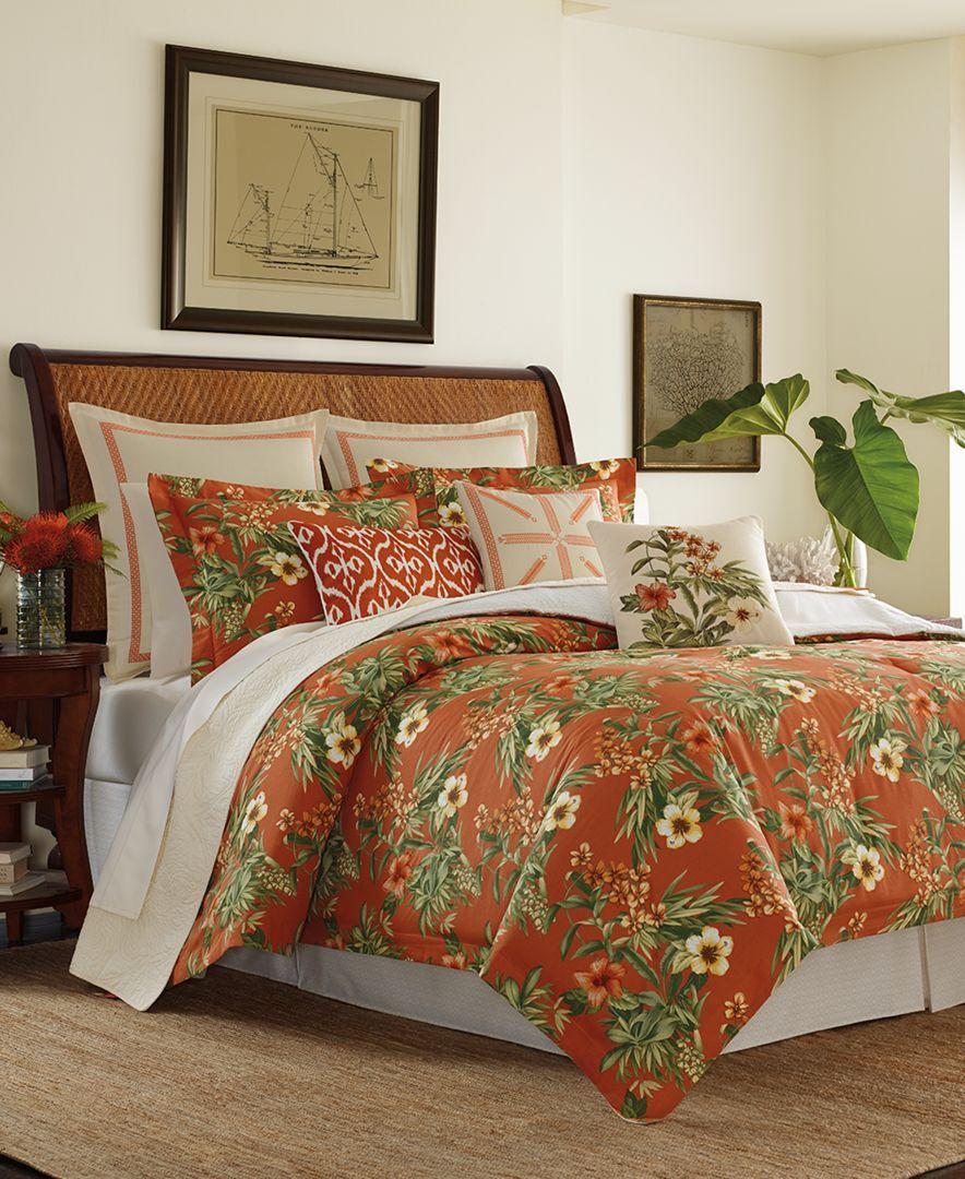 Tommy Bahama Home Rio Queen Comforter Set Comforter Sets