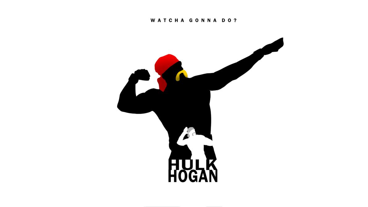 Hulk Hogan By Stevegarciaart On Deviantart Hulk Hogan Hulk Hogan