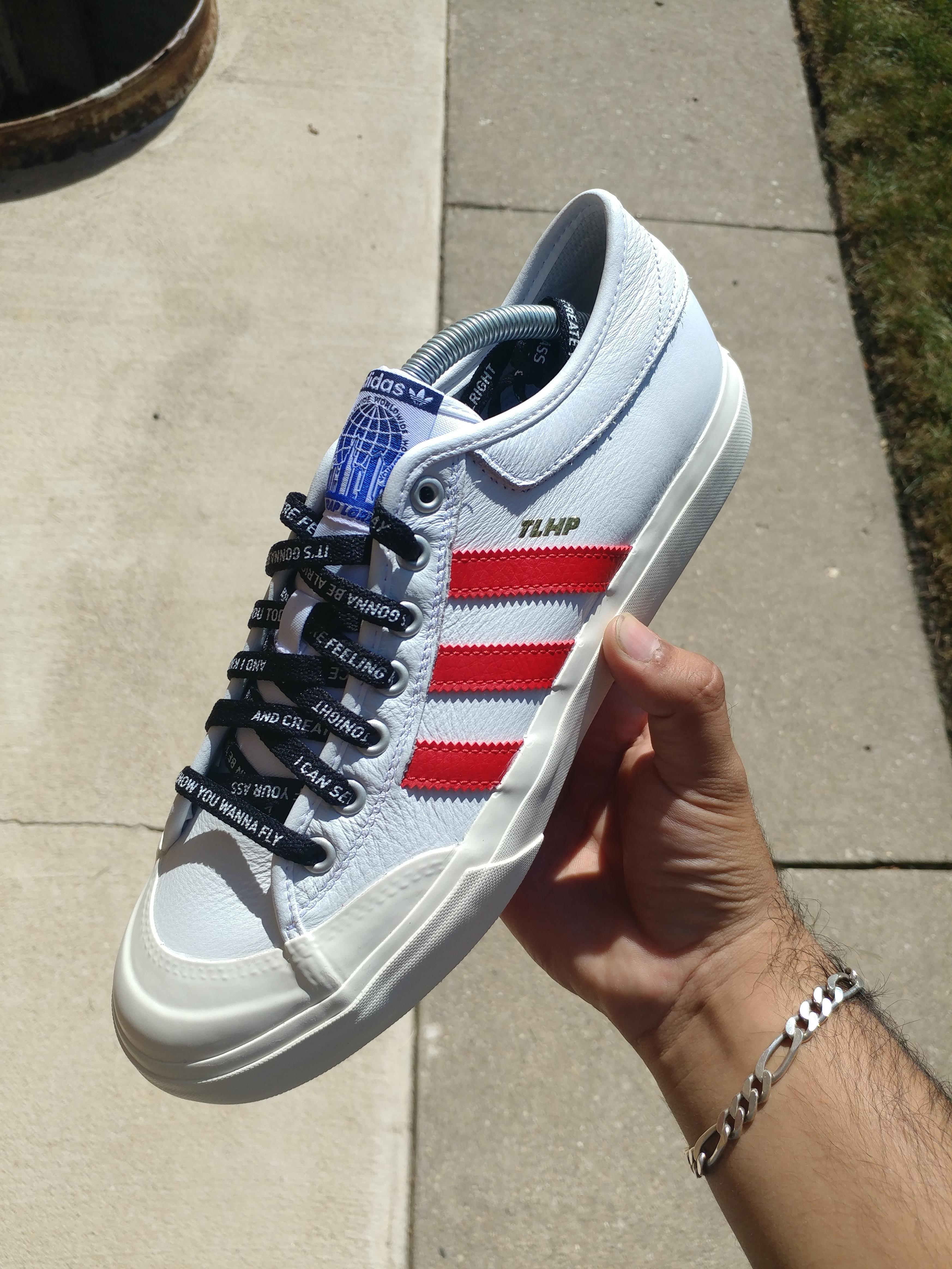 Adidas match court X Trap Lord (A$AP FERG) | Adidas ...