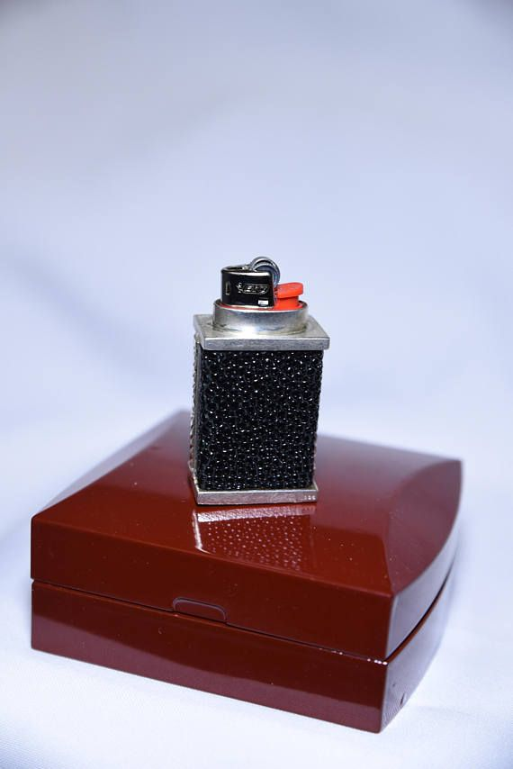 Gift For Men Lighter Holder Birthday Jewelry Him Who Has Everything Father Grandfather