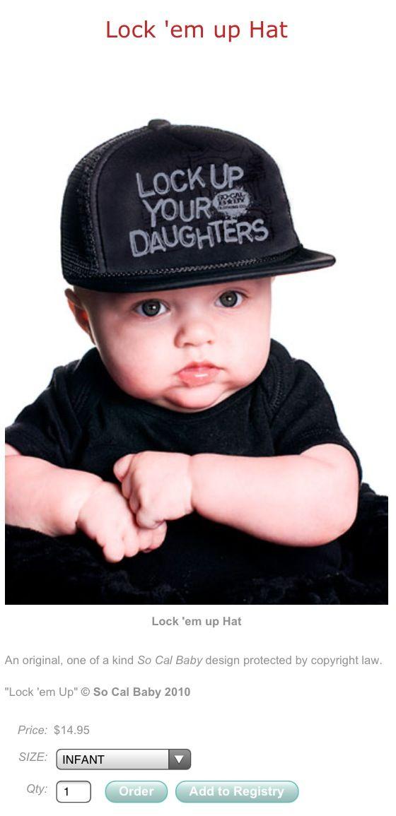 Infant trucker hat  dc924e81987