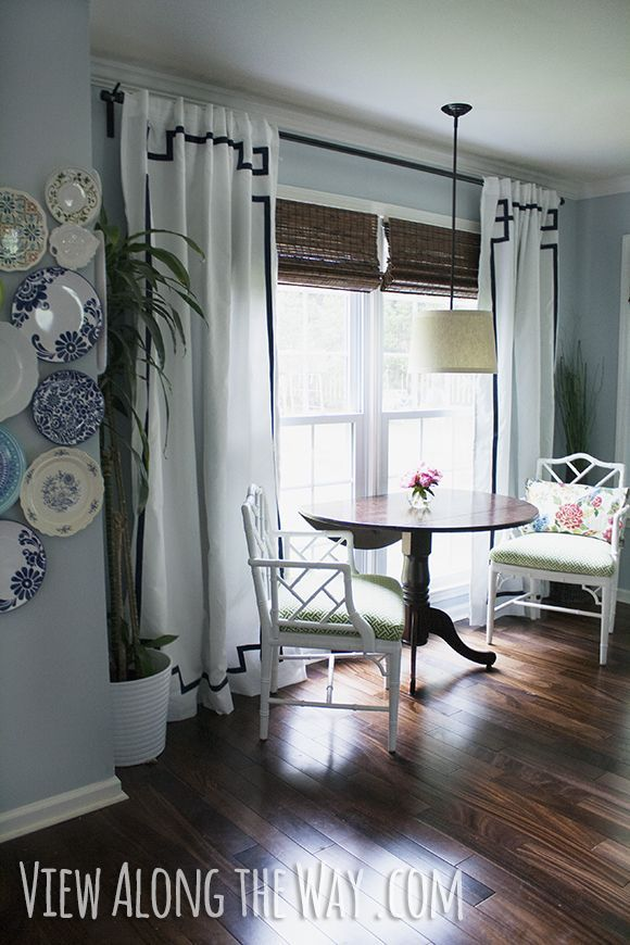 17 Images About Build Ikea Panel Curtain On Pinterest: Unique Window Treatments, Diy Curtains, Home