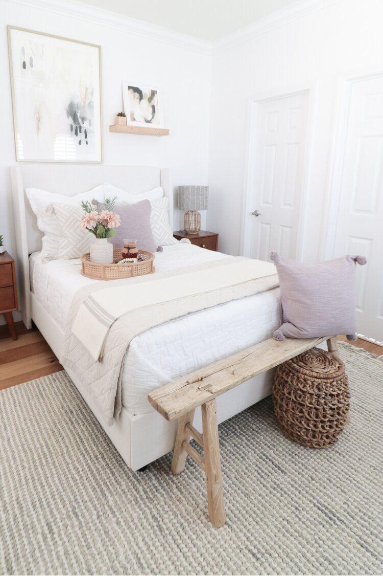 Alrai Upholstered Standard Bed & Reviews Joss & Main