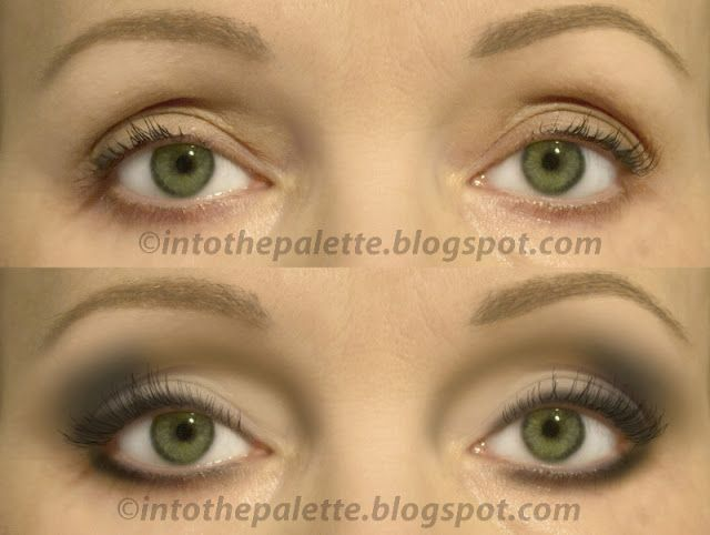 Eyeshadow mature eyes