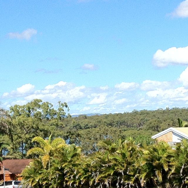 Good morning world! What a beautiful day .... Home, Tannum Sands Queensland