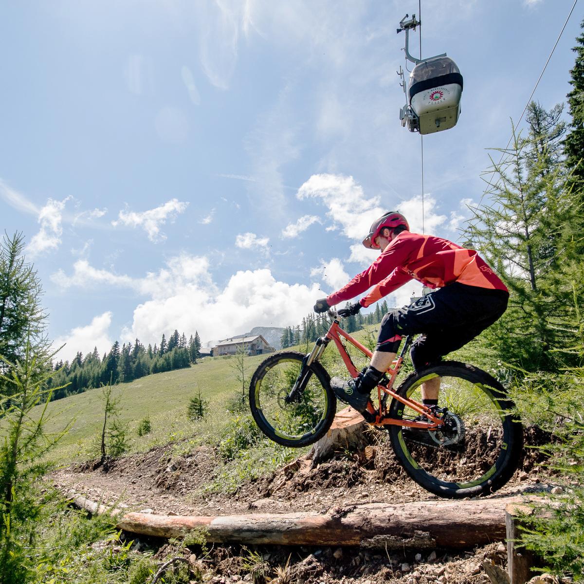 Mtb Zone Bikepark Petzen In Karnten Fur Mountainbiker