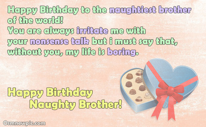 Birthday Wishes Quotes For Brother Images Inspiring Quotes
