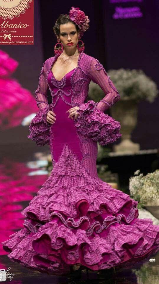 Pin de CHARO BORREGO en flamenca | Pinterest | Flamenco, Trajes de ...